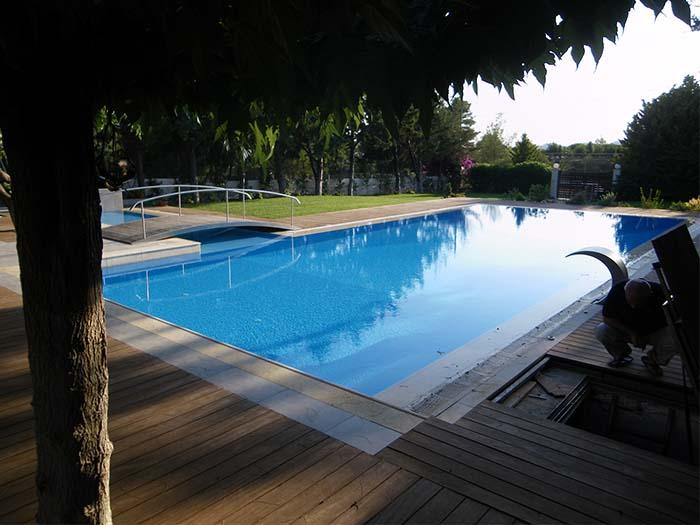готовый бассейн для дома