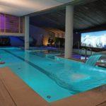 бассейн и спа в комплексе