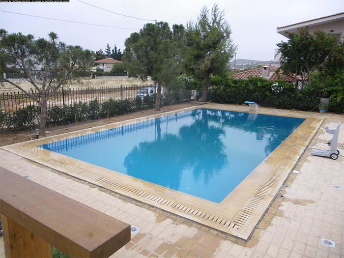 бассейн стандарт