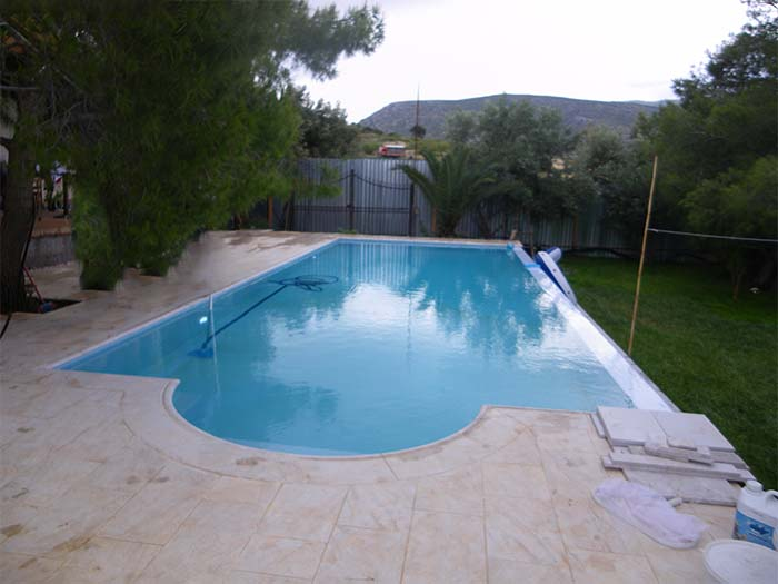 ta-открытый бассейн стандарт